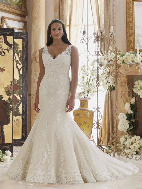 3202 Wedding                                          dress by Morilee Julietta
