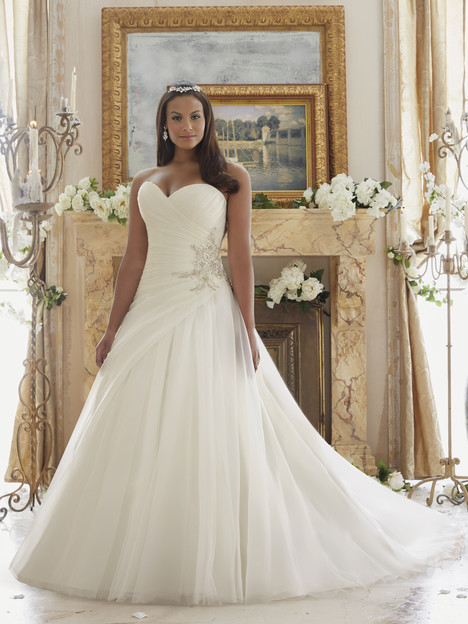 3203 Wedding                                          dress by Mori Lee: Julietta