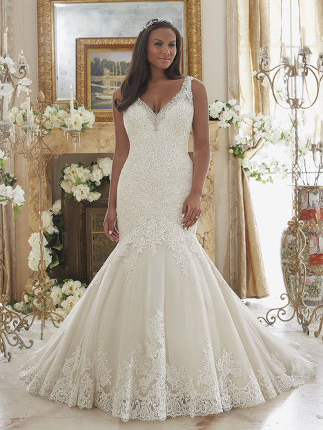 3204 Wedding                                          dress by Mori Lee: Julietta