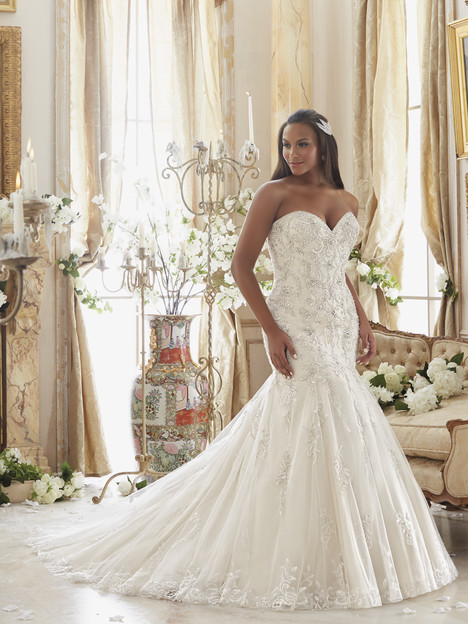 3205 Wedding                                          dress by Mori Lee: Julietta