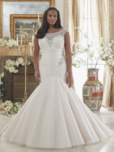 3206 Wedding                                          dress by Mori Lee: Julietta