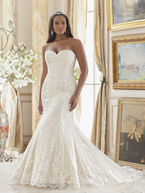 3207 Wedding                                          dress by Mori Lee: Julietta