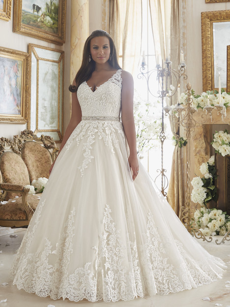 3208 Wedding                                          dress by Mori Lee: Julietta