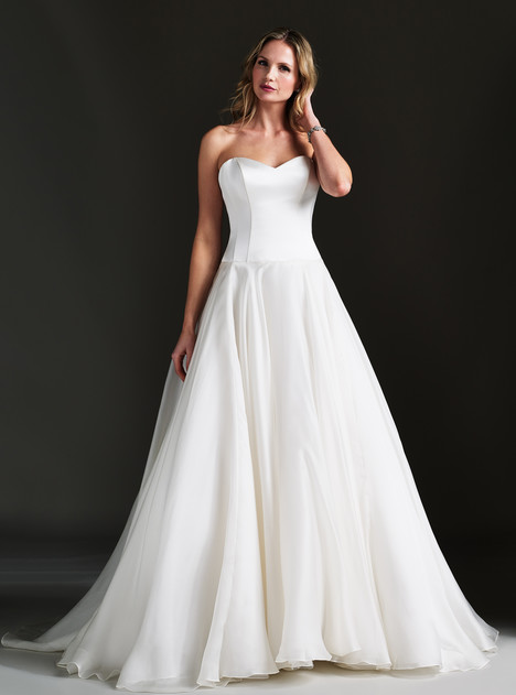 Bellinni Wedding                                          dress by Caroline Castigliano