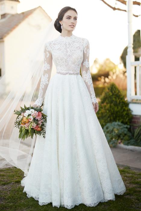 Jude (top) + Sander (skirt) Wedding dress by Martina Liana