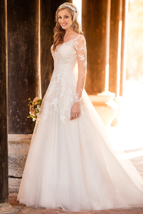 Style 6364 gown from the 2016 Stella York collection, as seen on dressfinder.ca