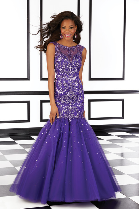 98604 (purple) Prom                                             dress by Mori Lee Prom