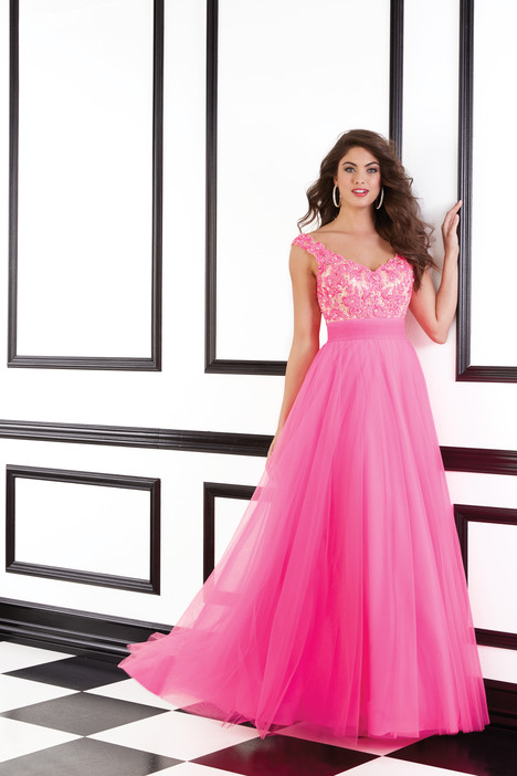 Style 98607 (pink) gown from the 2016 Mori Lee Prom collection, as seen on dressfinder.ca