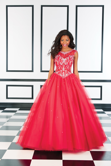 98613 (red) Prom                                             dress by Mori Lee Prom