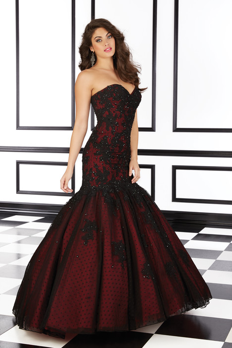 98621 (red) Prom                                             dress by Mori Lee Prom