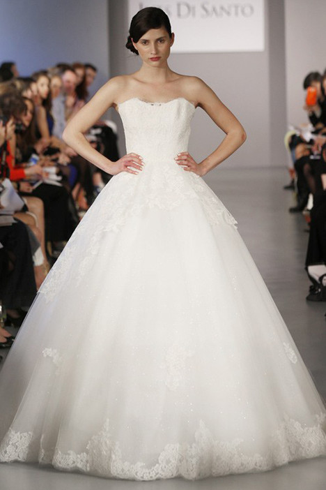 Estee gown from the 2015 Ines Di Santo collection, as seen on dressfinder.ca