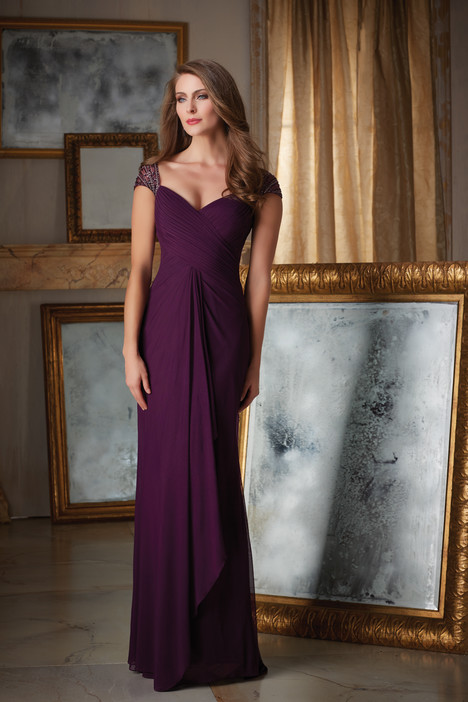Style 71404, (purple) gown from the 2016 MGNY Madeline Gardner collection, as seen on dressfinder.ca