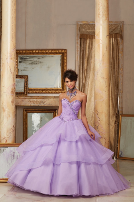 60001 (lavender) Prom                                             dress by Mori Lee : Valencia