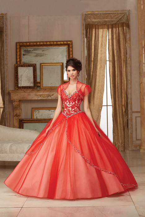 60002 (red) gown from the 2016 Morilee Valencia collection, as seen on dressfinder.ca