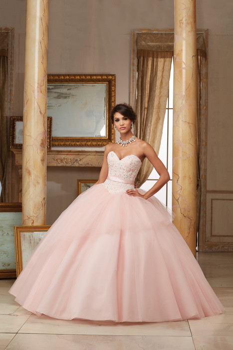 60003 (pink) Prom                                             dress by Morilee Valencia