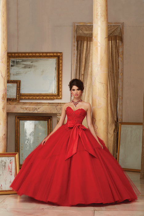 60003 (red) Prom                                             dress by Mori Lee : Valencia