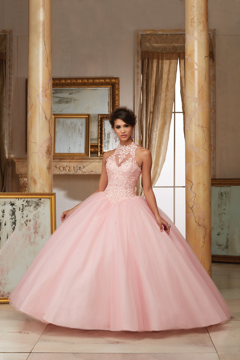 60004 (pink) Prom                                             dress by Morilee Valencia