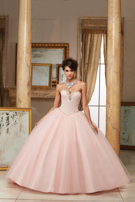 60005 (light pink) Prom dress by Morilee Valencia