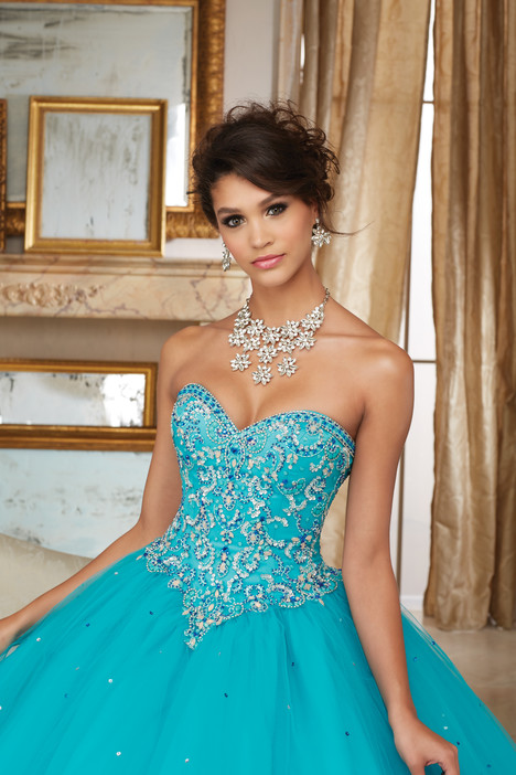60007 (blue) (2) gown from the 2016 Morilee Valencia collection, as seen on dressfinder.ca