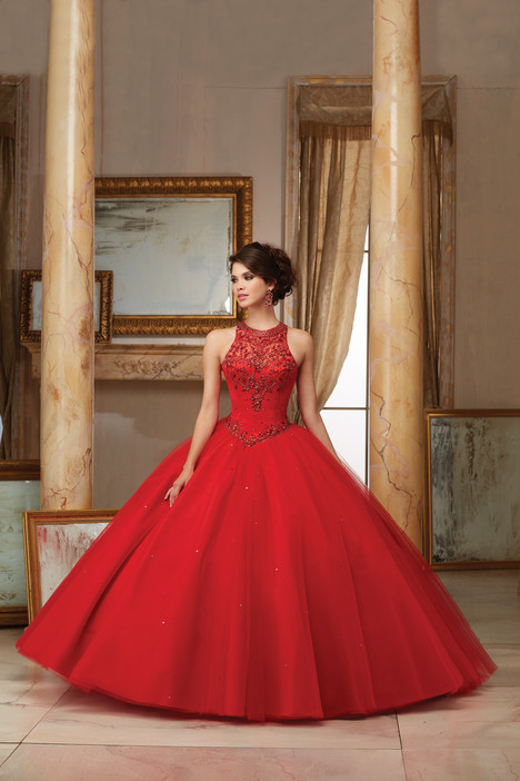 60008 (red) Prom                                             dress by Morilee Valencia
