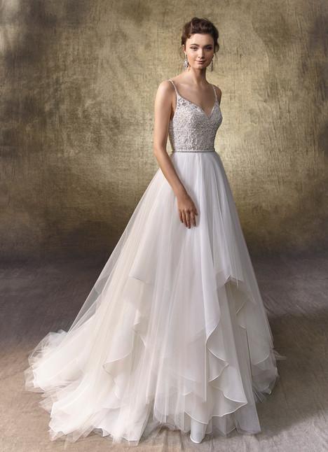 Leighton (top) + Leann (skirt) Wedding                                          dress by Enzoani