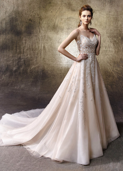 Lulu gown from the 2017 Enzoani collection, as seen on dressfinder.ca