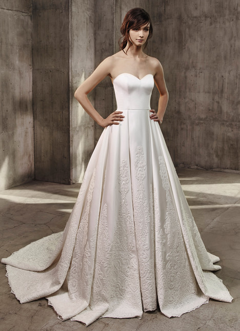 Abby Wedding                                          dress by Badgley Mischka Collection