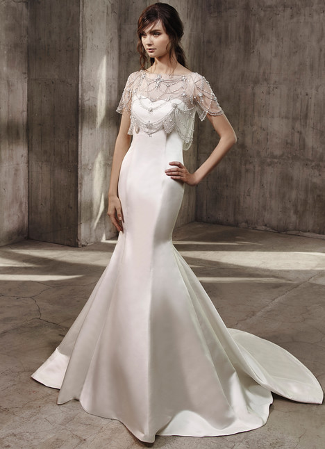 Ally Wedding                                          dress by Badgley Mischka Collection