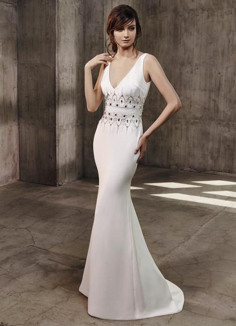 Angel Wedding                                          dress by Badgley Mischka Collection