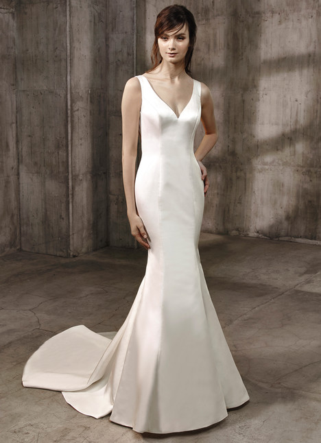 Abigail Wedding                                          dress by Badgley Mischka Bride