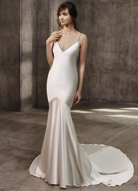 Aileen Wedding                                          dress by Badgley Mischka Bride