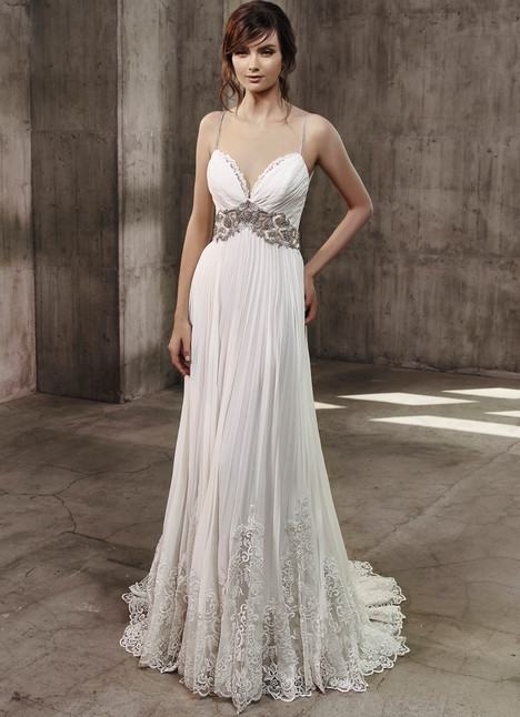 Alana Wedding                                          dress by Badgley Mischka Bride