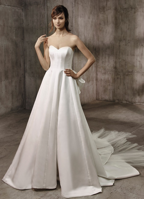 Alice Wedding                                          dress by Badgley Mischka Bride