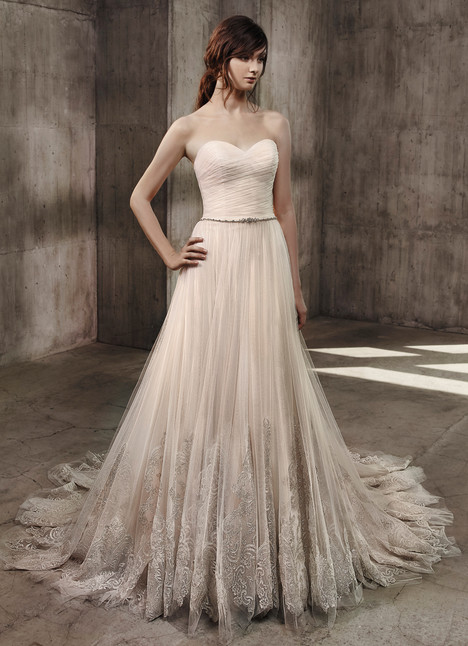 Annie Wedding                                          dress by Badgley Mischka Bride