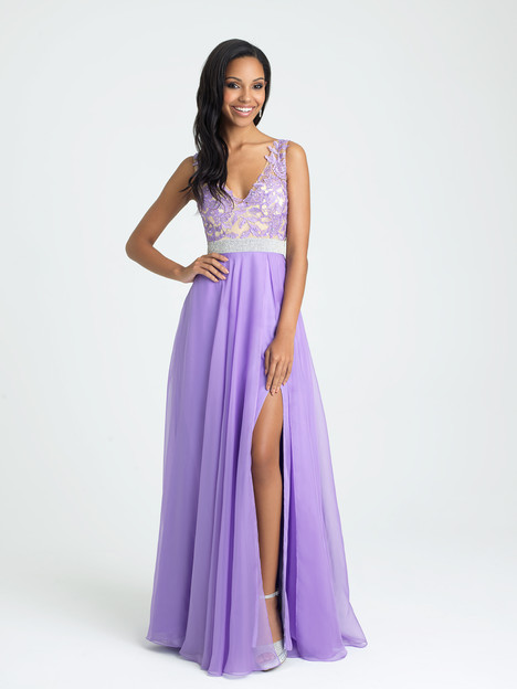 16-321 (light purple) Prom                                             dress by Madison James Special Occasion