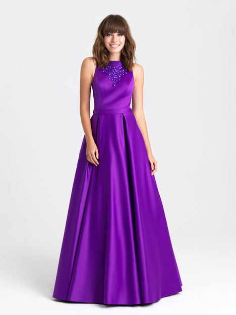 16-337 (purple) Prom                                             dress by Madison James : Prom