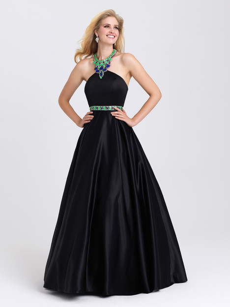 16-393 (black) Prom                                             dress by Madison James : Prom