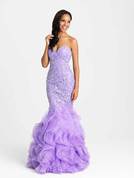 16-430 (purple) Prom                                             dress by Madison James : Prom