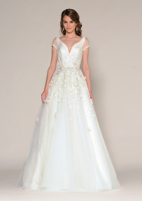 Elizabeth Wedding                                          dress by Barbara Kavchok