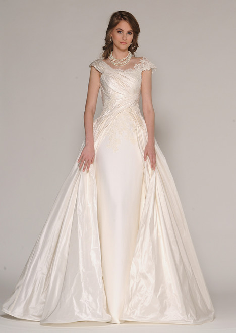 Ella Wedding                                          dress by Barbara Kavchok