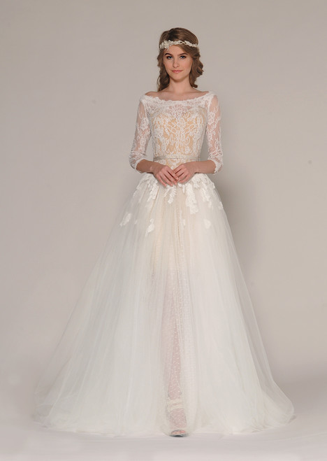 Esmeralda Wedding                                          dress by Barbara Kavchok
