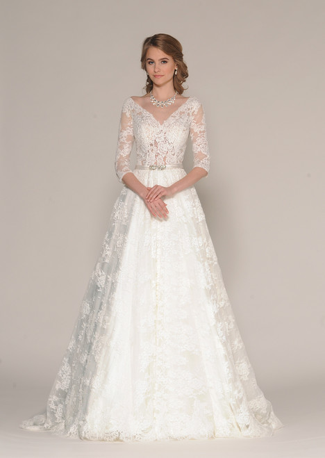 Katherine Wedding                                          dress by Barbara Kavchok