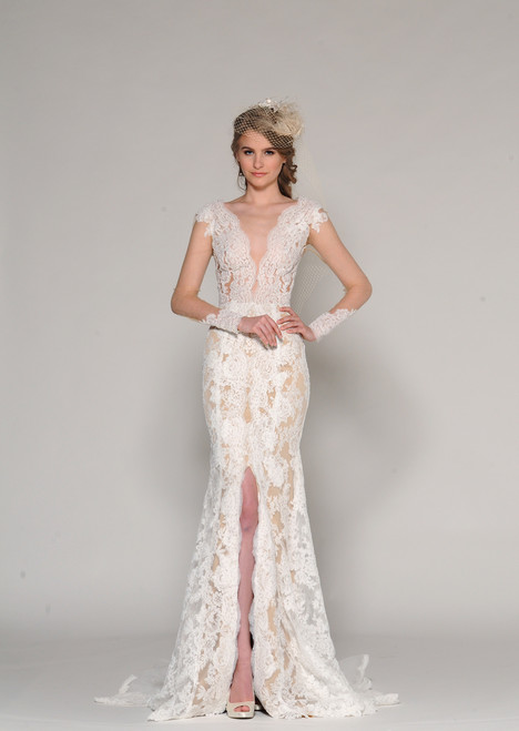 Zanna Wedding                                          dress by Barbara Kavchok