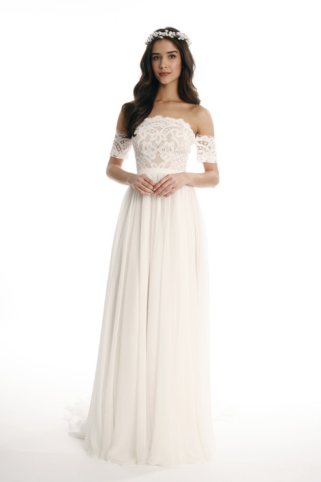 Candie Wedding                                          dress by Joy Collection