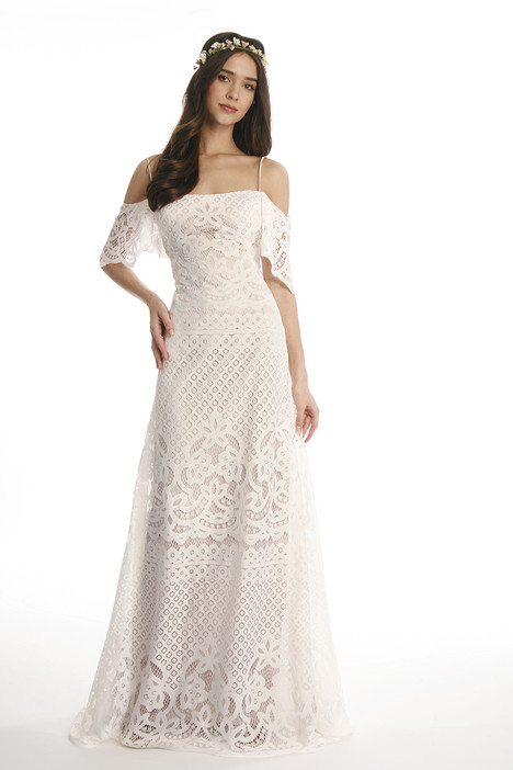 Farrah Wedding                                          dress by Joy Collection