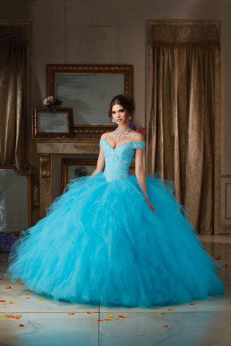 89102 (blue) Prom                                             dress by Mori Lee : Vizcaya