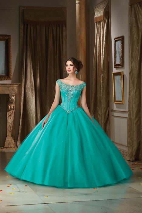 89108 (mint leaf) Prom                                             dress by Morilee Vizcaya