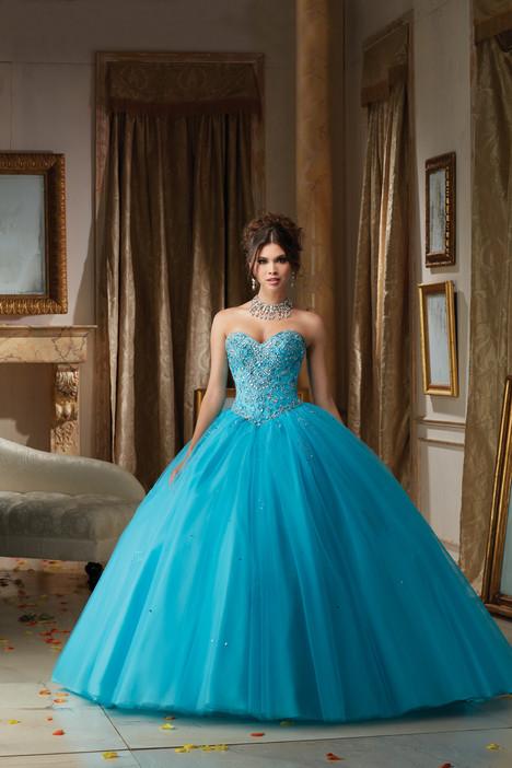 89109 (scuba blue) Prom                                             dress by Mori Lee : Vizcaya