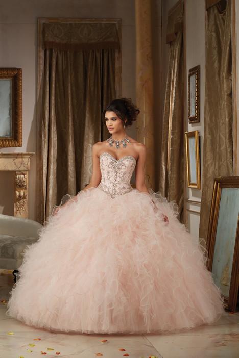 89113 (blush & champagne) Prom                                             dress by Mori Lee : Vizcaya