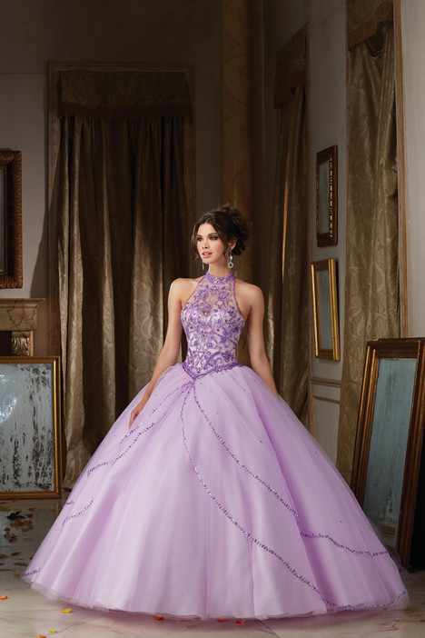 89114 (light purple) Prom                                             dress by Morilee Vizcaya